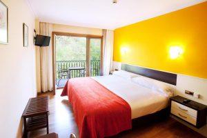 Hotel con jacuzzi en navarra