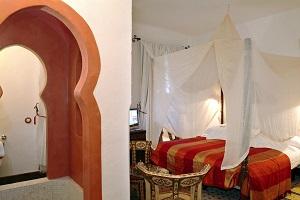hotel con jacuzzi en la habitación en sevilla