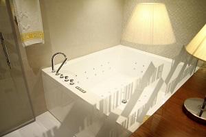 hotel con jacuzzi en Sevilla