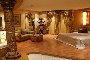 suite con jacuzzi privado sevilla