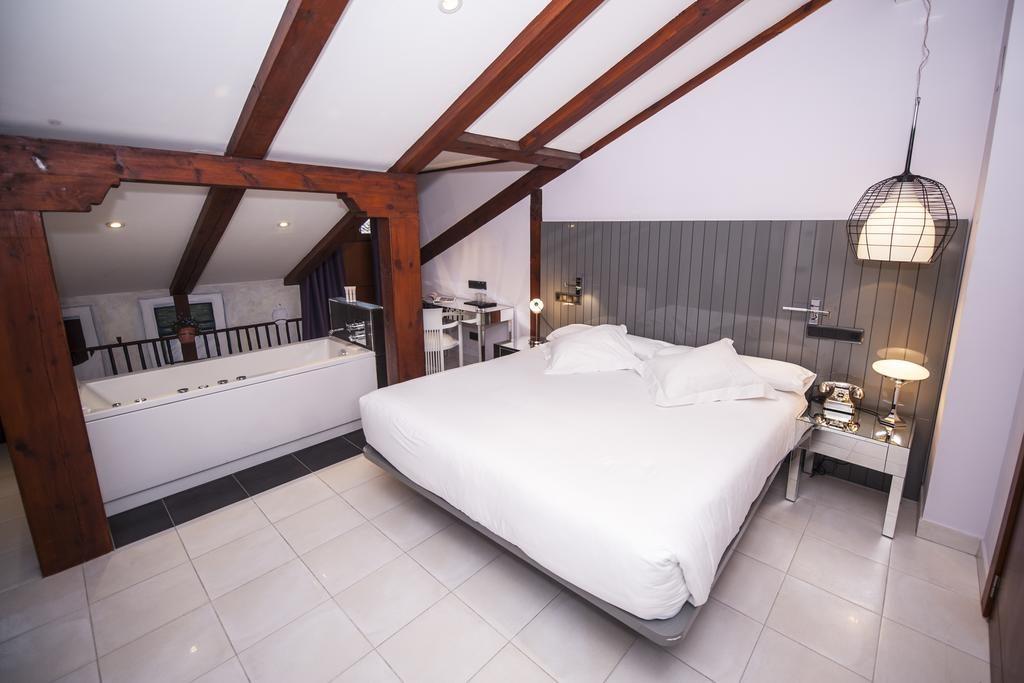 Hotel con jacuzzi en madrid centro