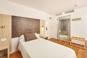 Habitación de lujo con jacuzzi en Mallorca