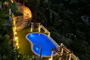 hotel con piscina en ávila
