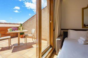 Hotel con jacuzzi en Ávila, Castilla y León
