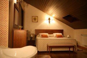 hotel elegante en ávila, castilla y léon