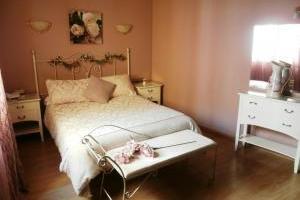 cómodo hotel con jacuzzi en la habitación en Málaga