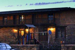 hoteles rurales de encanto en castilla y león