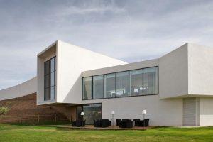 Vanguardista hotel con jacuzzi ubicado en La Rioja