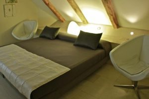 Hotel Sant Roc habitacion