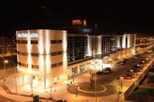 Hotel con Jacuzzi en Alava