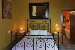Casa rural con jacuzzi en Huelva