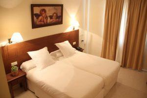 Romantico Hotel con bañera de hidromasaje privada en Posadas