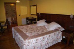 Hotel Rural con Bañera de Hidromasaje en la habitación