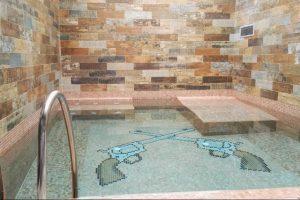 Hotel con piscina privada en Madrid