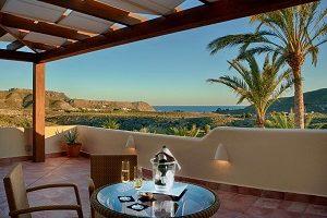 Hoteles con jacuzzi en la habitacion en Almería