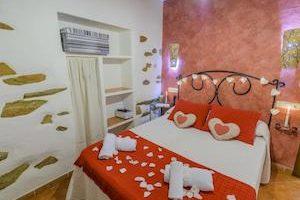Casas rurales con jacuzzi en la habitación en Almería