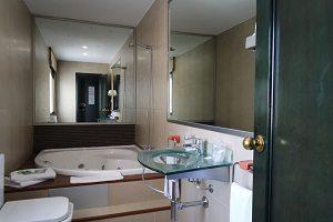 Hoteles con jacuzzi en la habitacion Almería