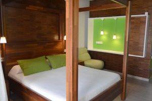 Modernos apartamentos con bañera de hidromasaje privada en Conil