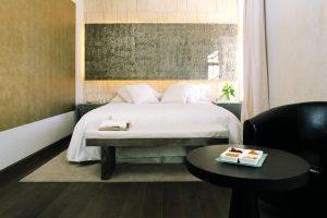Famoso hotel con bañera de hidromasaje en el centro histórico de Córdoba