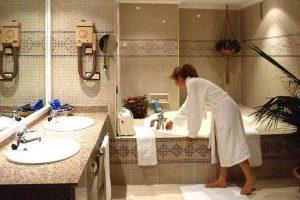 excelente hotel con bañera de hidromasaje en el centro histórico de Toledo