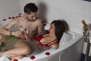 interesante hotel con jacuzzi privado en Jaén