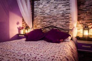 romántica casa de campo con bañera de hidromasaje en Toledo
