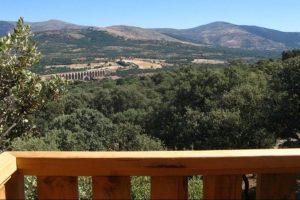 cabañas en los árboles en España