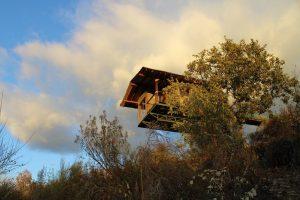 cabañas en los árboles de extremadura 10858 cáceres