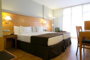 sofisticado hotel con bañera de hidromasaje en Gran Canaria