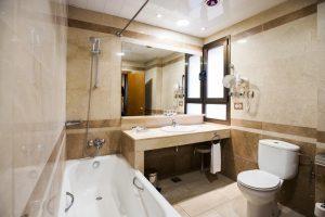 increíble hotel con bañera de hidromasaje en Murcia