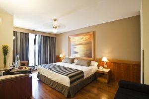 ostentoso hotel con bañera de hidromasaje privada en Murcia