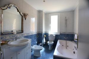 tranquilo hotel con bañera de hidromasaje en Zaragoza