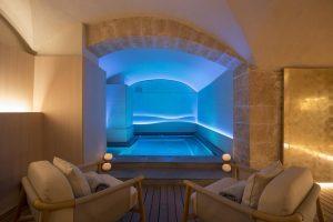 fastuoso hotel con jacuzzi privado en Mallorca