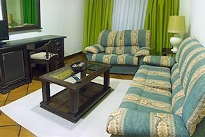 Hoteles con jacuzzi en la habitacion Cordoba