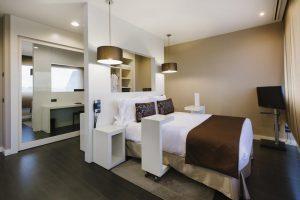 hotel con jacuzzi en alcala de henares