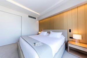 Hotel playero con bañera de hidromasaje privada en Mallorca