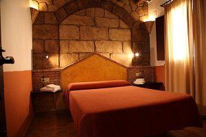 Hoteles rurales con jacuzzi en la habitacion granada