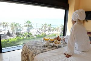 Ostentoso hotel con bañera de hidromasaje en Marbella