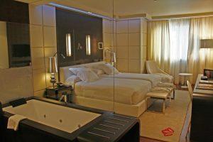 Hotel con jacuzzi en vigo