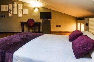 Hotel con jacuzzi privado en alcalá de henares