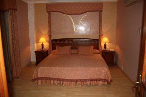 Habitación con jacuzzi privado en Almendralejo