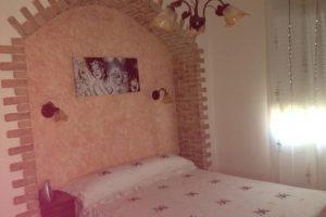 Habitación con jacuzzi privado en una finca de Badajoz