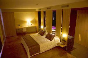 Hotel rural con jacuzzi en castellón
