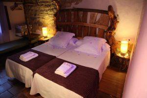Casa rural con jacuzzi y chimenea en castellón
