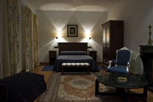 Hotel rural con jacuzzi privado en la ciudad de Cáceres