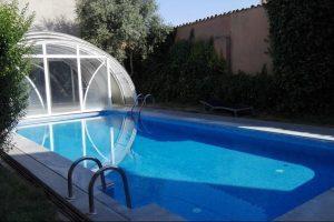 hoteles con piscina en palencia