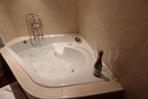hotel romántico segovia con jacuzzi