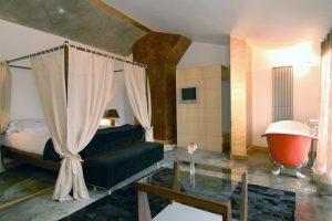 hoteles con jacuzzi privado en la habitación en palencia