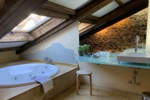 hoteles con jacuzzi en la habitación zamora