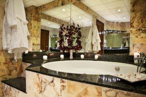 hoteles con jacuzzi castilla y leon